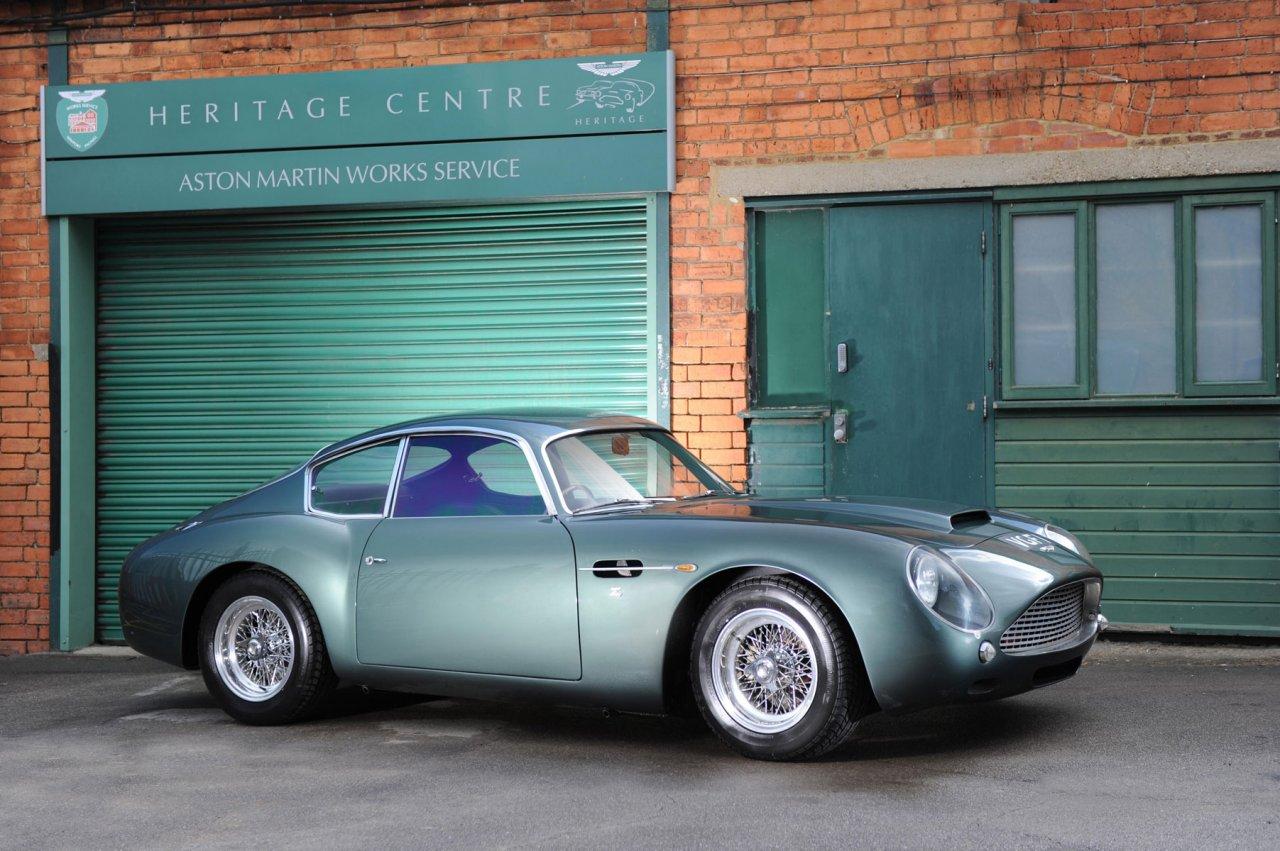 Aston Martin Db4 Gt Zagato Sanction Ii Specs 0 60 Performance Data Fastestlaps Com