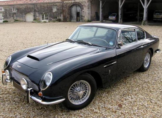 Image of Aston Martin DB6 Vantage