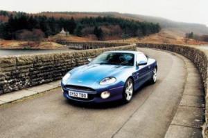 Jaguar Xkr Vs Aston Martin Db7 Gt Fastestlaps Com