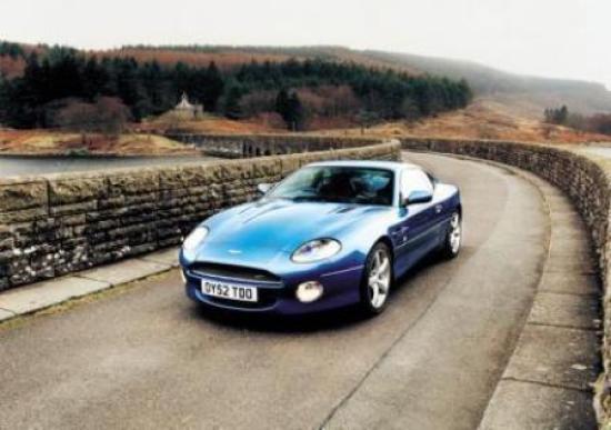 Image of Aston Martin DB7 GT