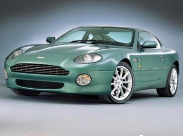 Image of Aston Martin DB7 Vantage