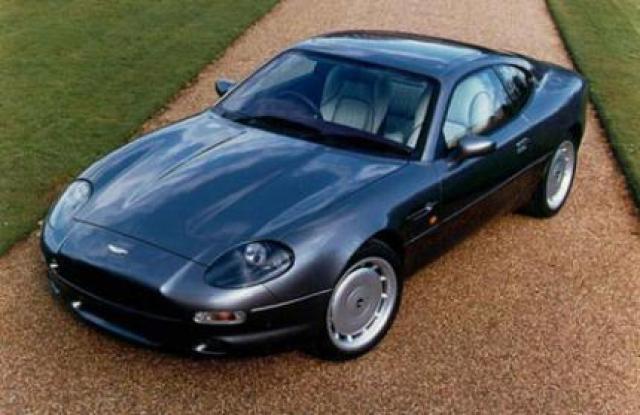 Image of Aston Martin DB7