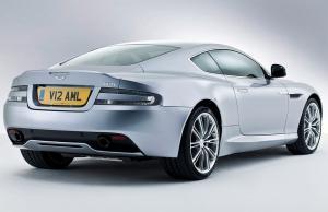 Photo of Aston Martin DB9