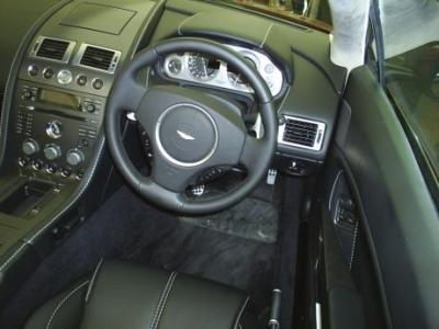 Image of Aston Martin DB9 Volante