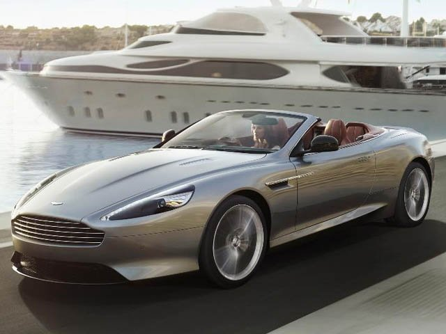 Aston Martin Db9 Volante Specs Performance Data Fastestlaps Com