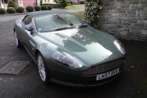 Picture of Aston Martin DB9 Volante