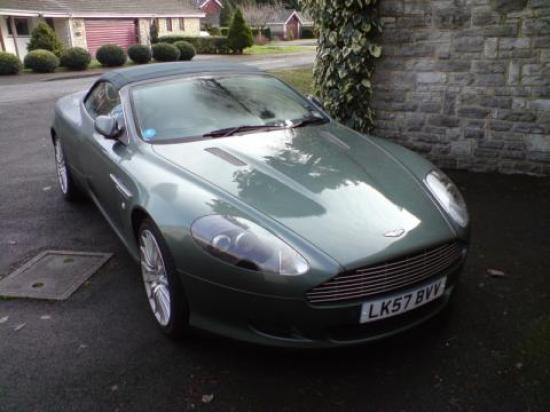 Aston Martin Db9 Volante Specs 0 60 Quarter Mile Fastestlaps Com