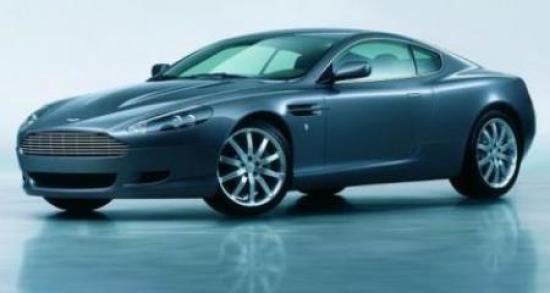 Image of Aston Martin DB9