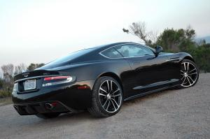 Photo of Aston Martin DBS Carbon Black Edition
