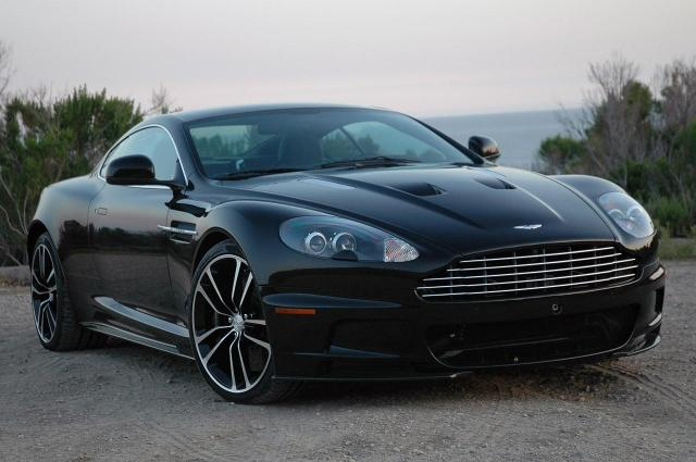 Image of Aston Martin DBS Carbon Black Edition