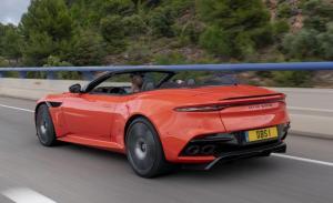 Photo of Aston Martin DBS Superleggera Volante