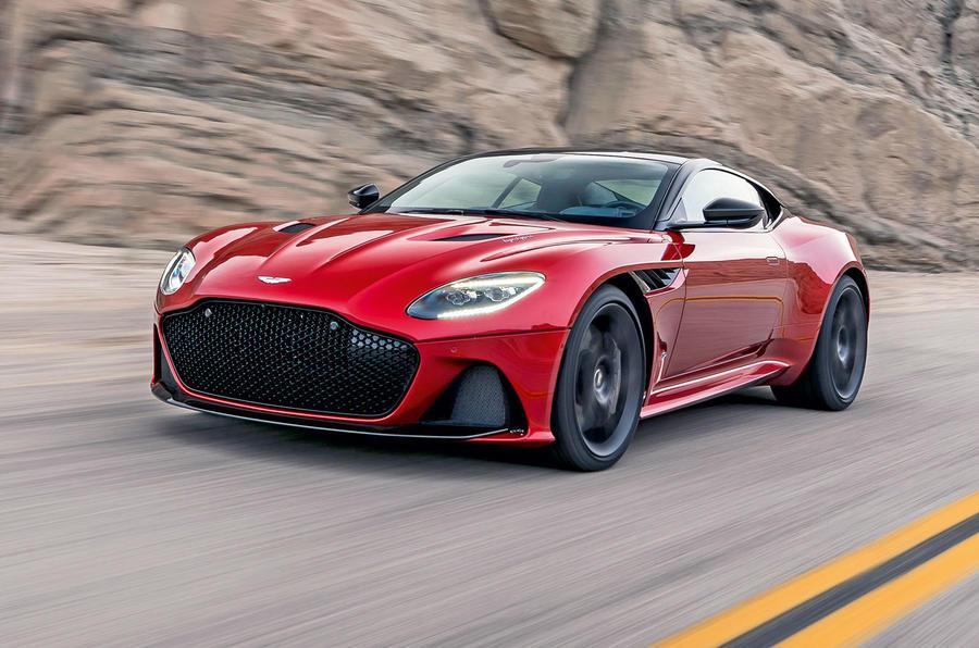 Aston Martin Dbs Superleggera Specs 0 60 Quarter Mile Lap Times Fastestlaps Com
