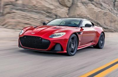 Aston Martin Dbs Superleggera Technische Daten 0 100 Beschleunigungszeiten Accelerationtimes Com