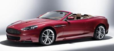 Image of Aston Martin DBS Volante