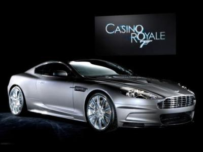 Image of Aston Martin DBS