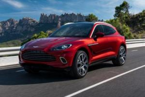 Picture of Aston Martin DBX
