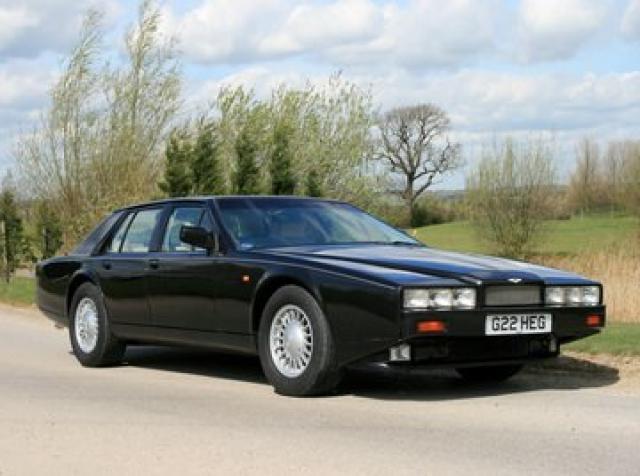 Image of Aston Martin Lagonda