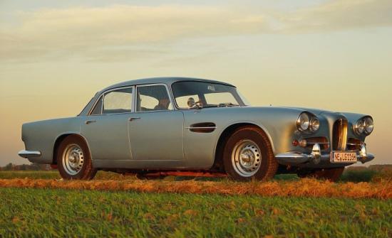 Image of Aston Martin Lagonda Rapide