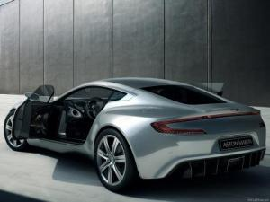 Photo of Aston Martin One-77