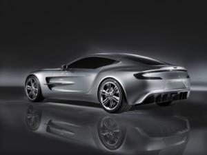 Photo of Aston Martin One-77