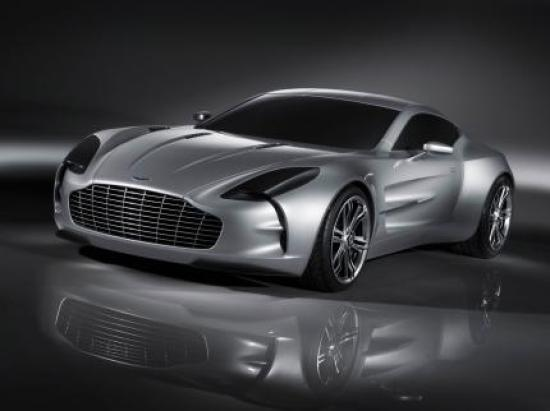 Image of Aston Martin One-77