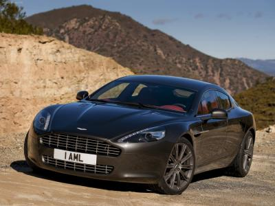 Image of Aston Martin Rapide