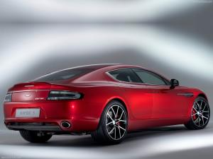 Photo of Aston Martin Rapide S