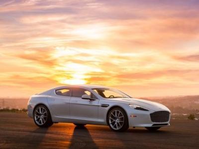 Image of Aston Martin Rapide S