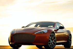Picture of Aston Martin Rapide S