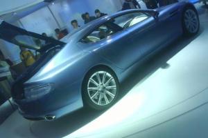 Picture of Aston Martin Rapide