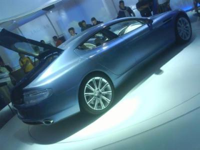 Image of Aston Martin Rapide