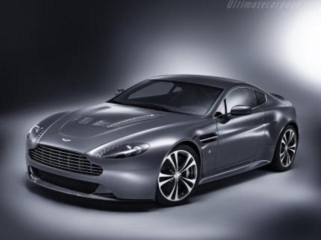 Image of Aston Martin V12 Vantage