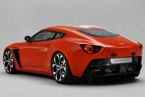 Picture of Aston Martin V12 Vantage Zagato