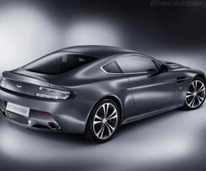 Picture of Aston Martin V12 Vantage