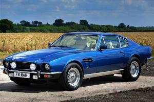 Picture of Aston Martin V8 Coupe