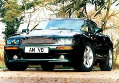 Image of Aston Martin V8 Coupe