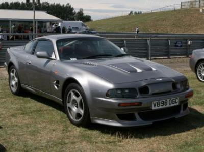 Image of Aston Martin V8 V600 LM