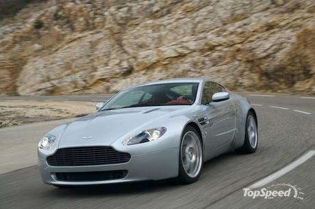 Aston Martin V8 Vantage Mk I 426 Ps Specs 0 60 Quarter Mile Lap Times Fastestlaps Com