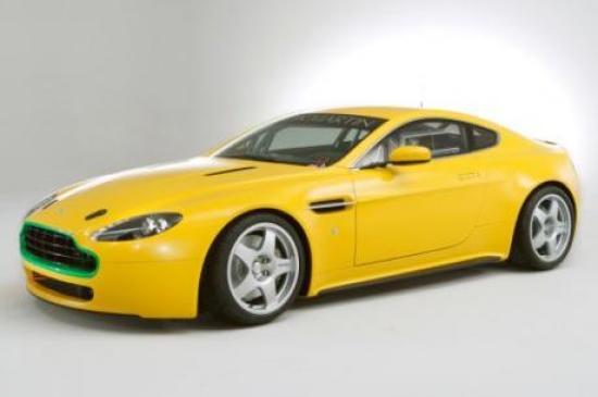 Image of Aston Martin V8 Vantage N24