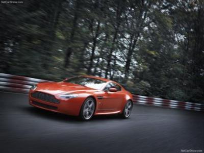 Image of Aston Martin V8 Vantage N400