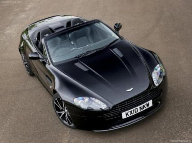 Image of Aston Martin V8 Vantage N420 Volante