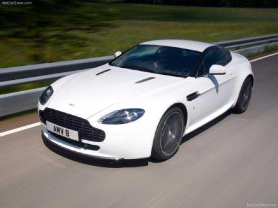 Image of Aston Martin V8 Vantage N420