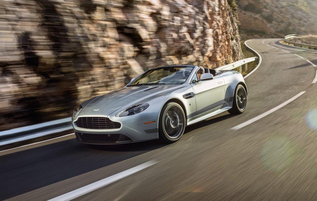 Aston Martin V8 Vantage Roadster Gt Specs Performance Data Fastestlaps Com