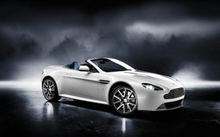 Aston Martin V8 Vantage S Cabrio Mk I Specs Performance