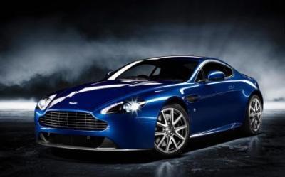 Image of Aston Martin V8 Vantage S