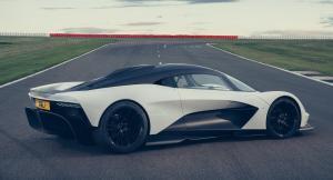 Photo of Aston Martin Valhalla