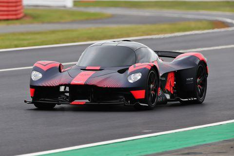 Aston Martin Valkyrie Specs Performance Data Fastestlaps Com