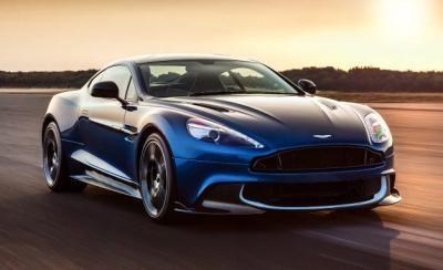 Aston Martin Vanquish S Technische Daten 0 100 Beschleunigungszeiten Accelerationtimes Com