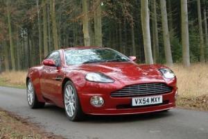 Picture of Aston Martin Vanquish S