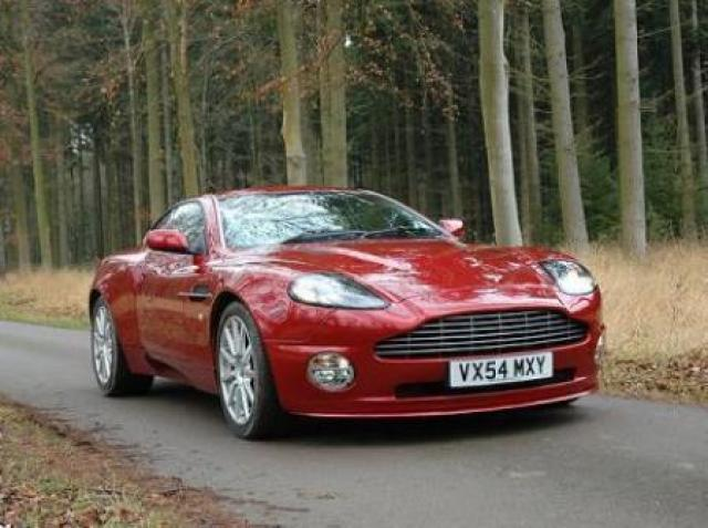 Image of Aston Martin Vanquish S